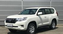 Продажа б/у Toyota Land Cruiser Prado (Тойота Ленд Крузер Прадо) Arctic Trucks 2.8d AT 4x4 2020 в Сочи за 3098000 Р